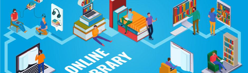 Online Bibliothek